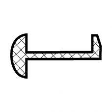 Уплотнитель резиновый АРЗ-385