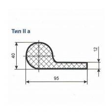 Уплотнение тип IIа резиновое