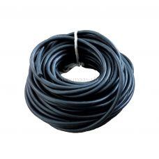 Шнуры и трубки резиновые